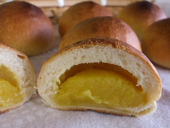 スィートポテトあんパン