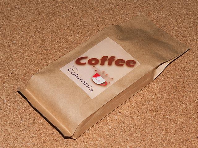 食工房の自家焙煎コーヒー