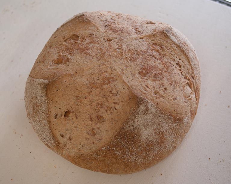 スペルト小麦のパン
