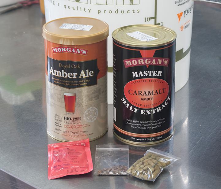ビール造り