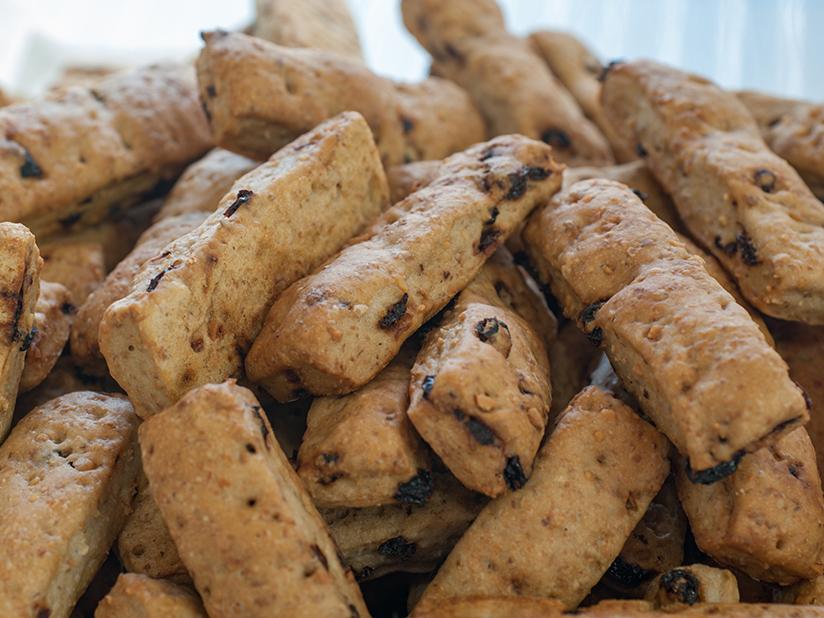 森のパン屋のビスケット