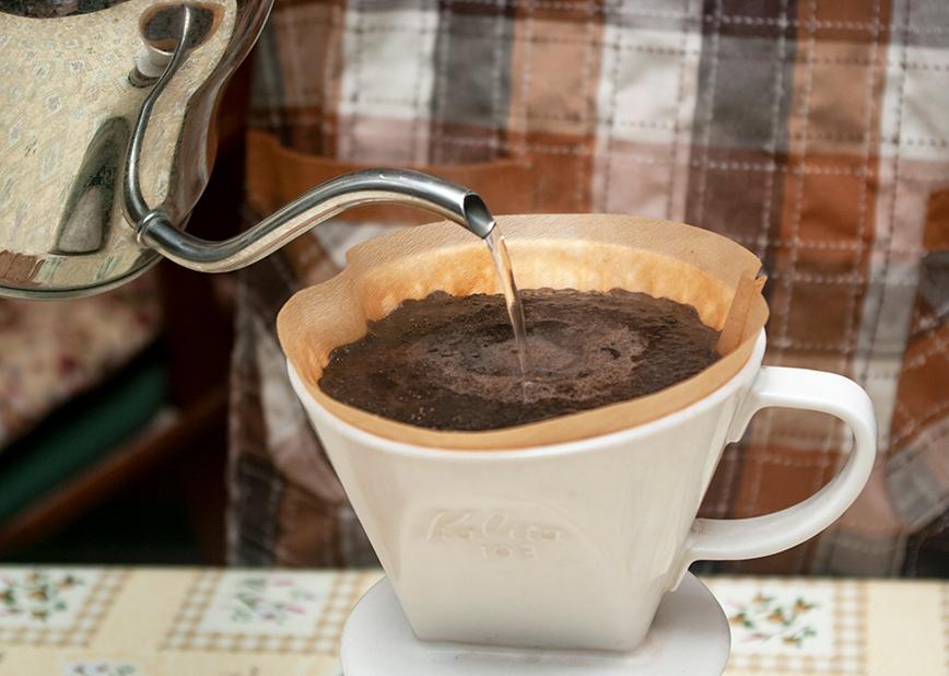 大麦コーヒー